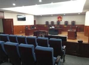 高新區人民法院審判庭